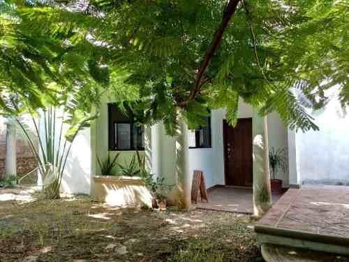 terreno con estudios en renta con grande area verde p2546