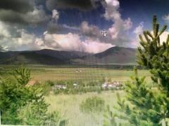 terreno con excelente vista panorámica a la sierra, en fraccionamiento