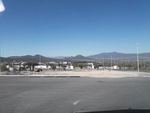 terreno con hermosa vista
