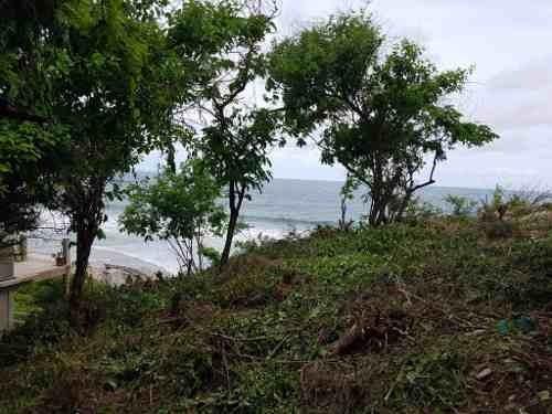 terreno con hermosa vista al mar de zipolite