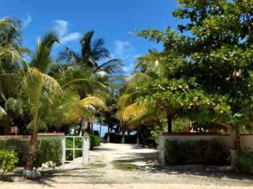 terreno con increíble vista al mar ubicado en puerto morelos, q.roo méxico