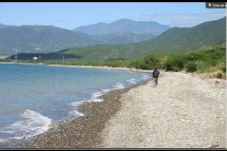 terreno con playa proximo a la bahia de ocoa en azua