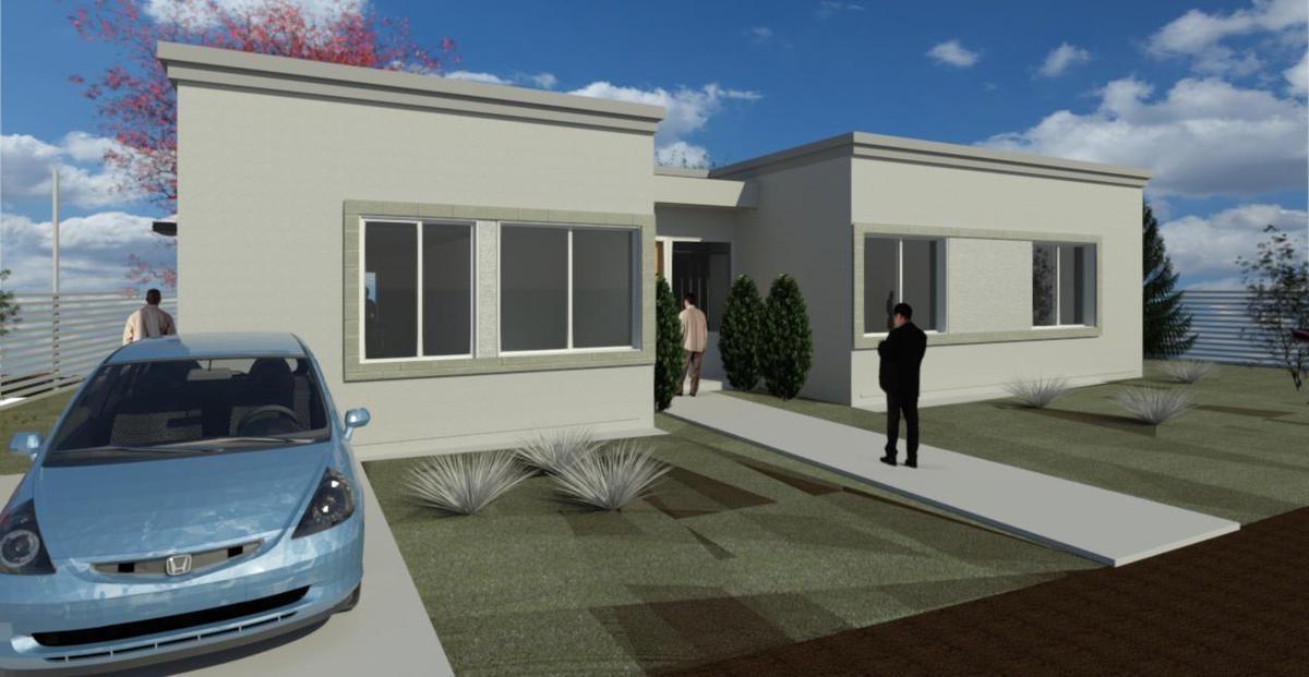 terreno con proyecto de casa - el canton - islas
