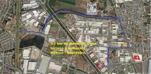 terreno con uso de suelo industrial