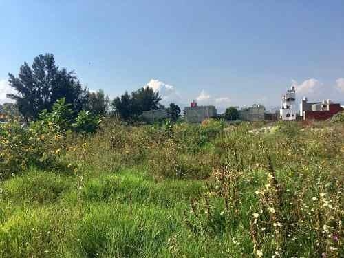 terreno con uso habitacional en los olivos tláhuac