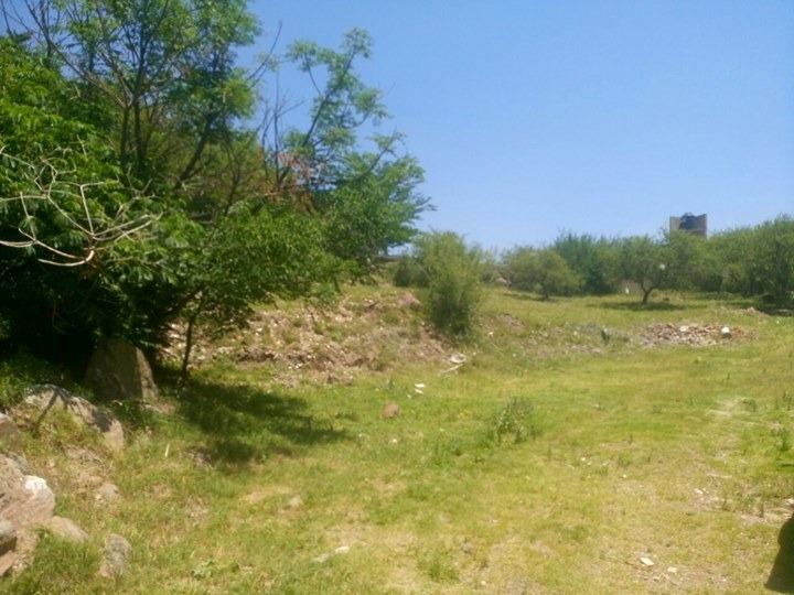 terreno con vista a 4 cuadras del rio en san antonio