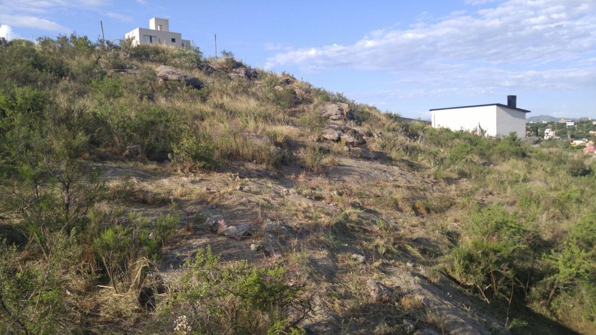 terreno con vista al lago - carlos paz, financiacion