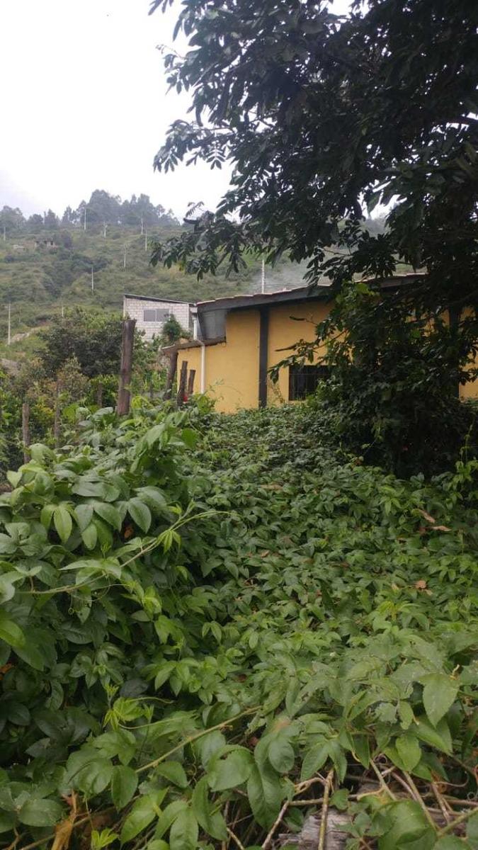 terreno con vivienda pte. 5 valle de los chillos