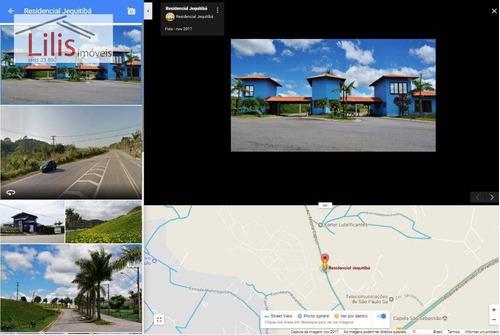 terreno cond. residencial guararema - te0007
