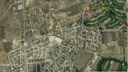 terreno condominal club de golf tequisquiapan sup. 1,910 mts