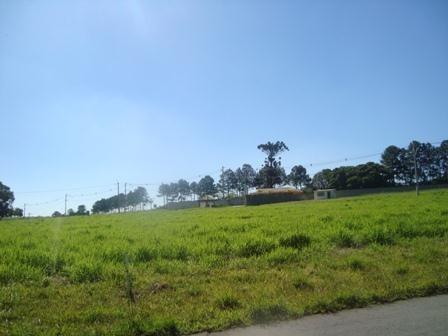 terreno condomínio alto padrão, 1066m²,  a vista, estuda propostas.  sorocaba sp. - te1826