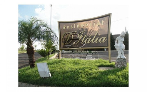 terreno condomínio d'italia em bady bassitt