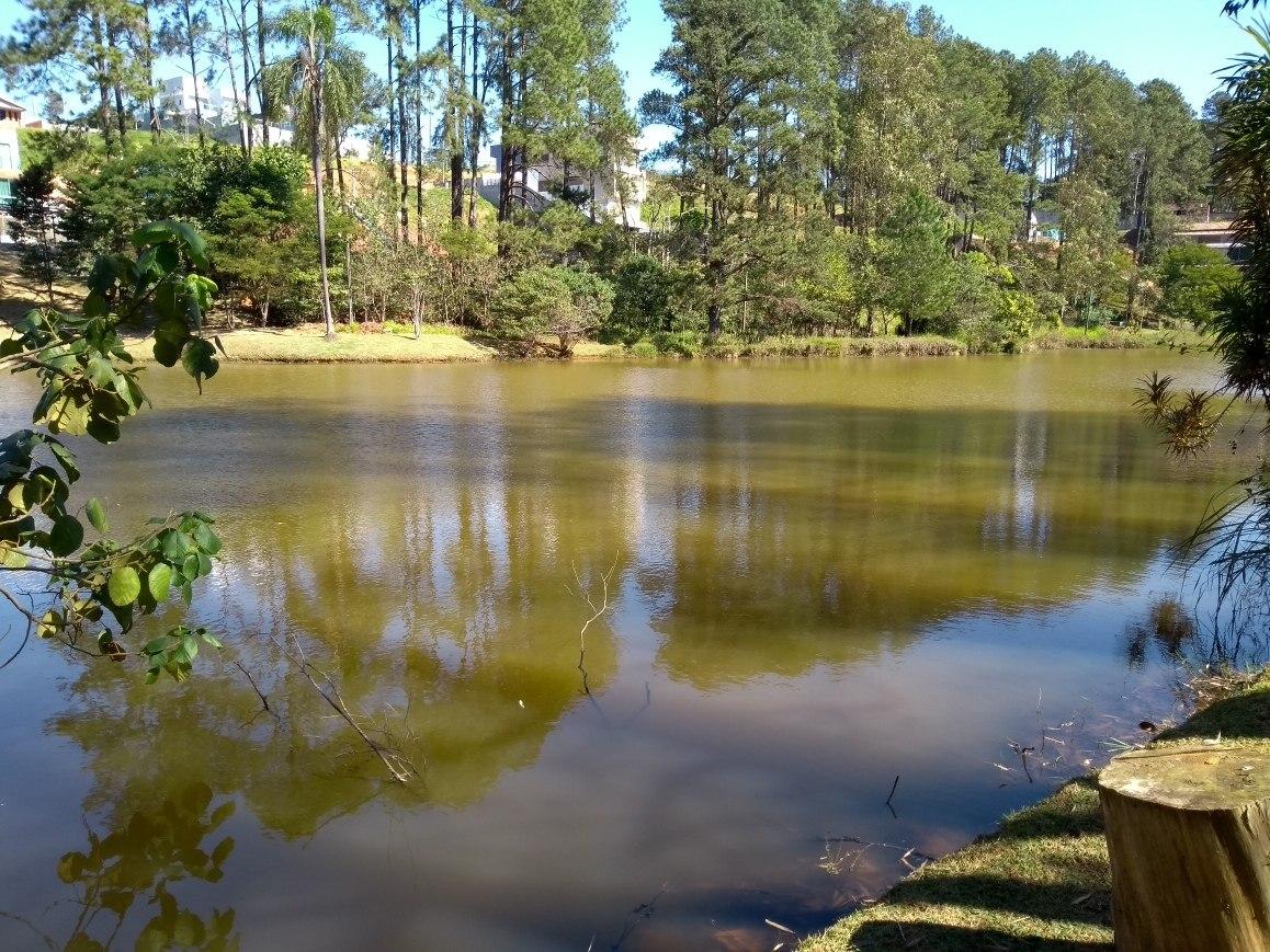 terreno condomínio lago do sol 502m cotia