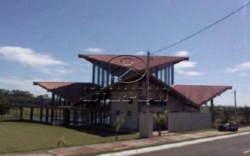 terreno condominio, mirassol - sp, bairro: cond. golden park