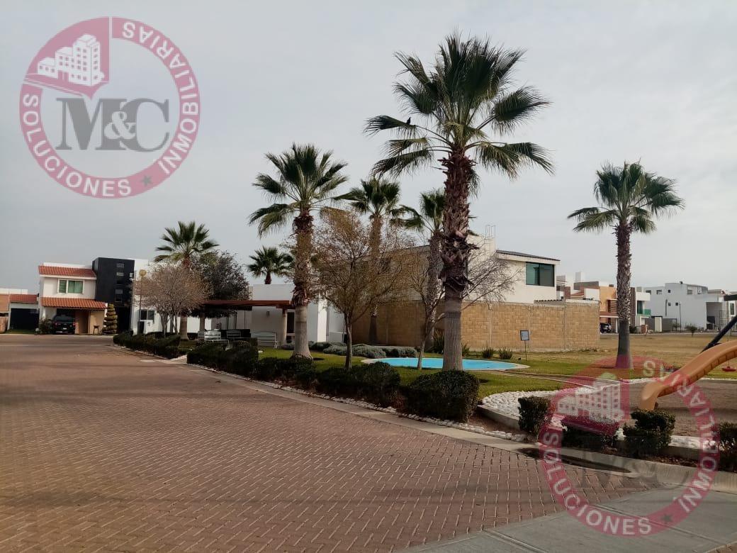 terreno - condominio residencial las plazas