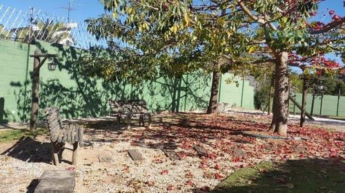 terreno condomínio residencial villa romana, valinhos. - te0229