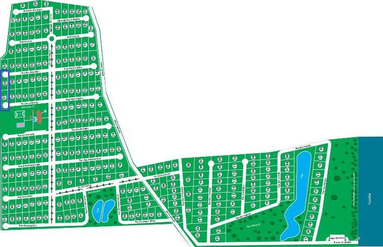 terreno condomínio valle das águas acorizal (mt)