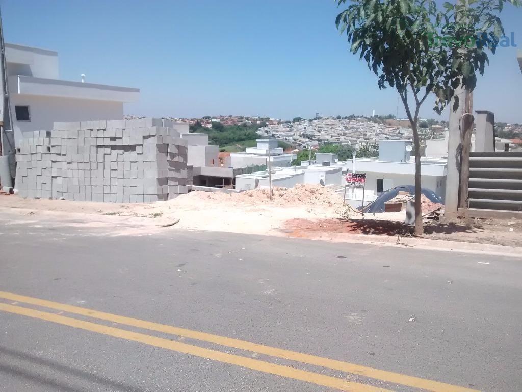 terreno condomínio villagio di napoli, valinhos. - te0217