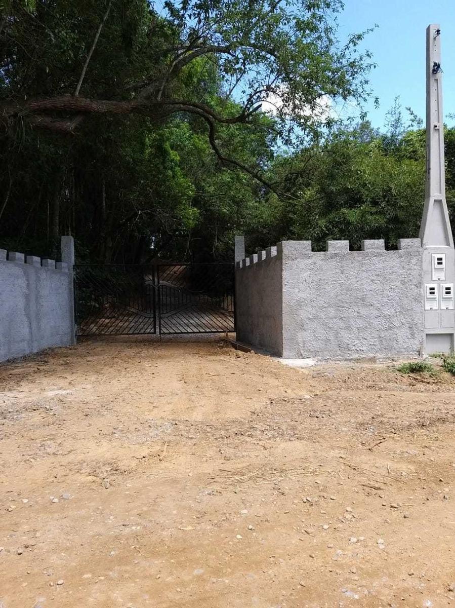 terreno construa chácara com água e luz 03