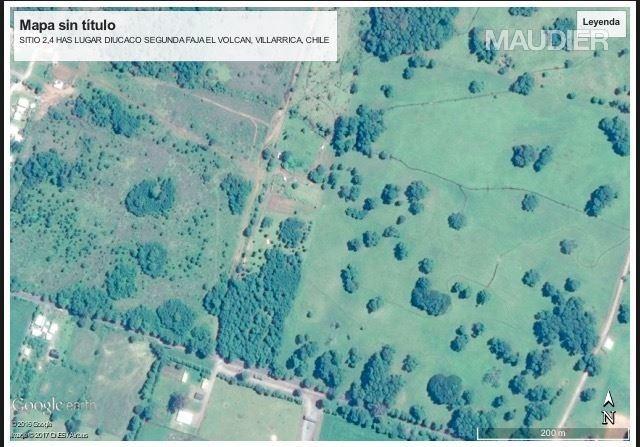 terreno construccion  en venta en villarrica
