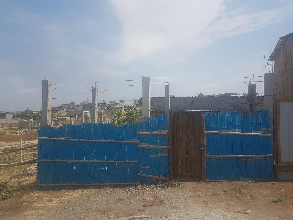 terreno construido 6 columnas trinidad de dios oferta