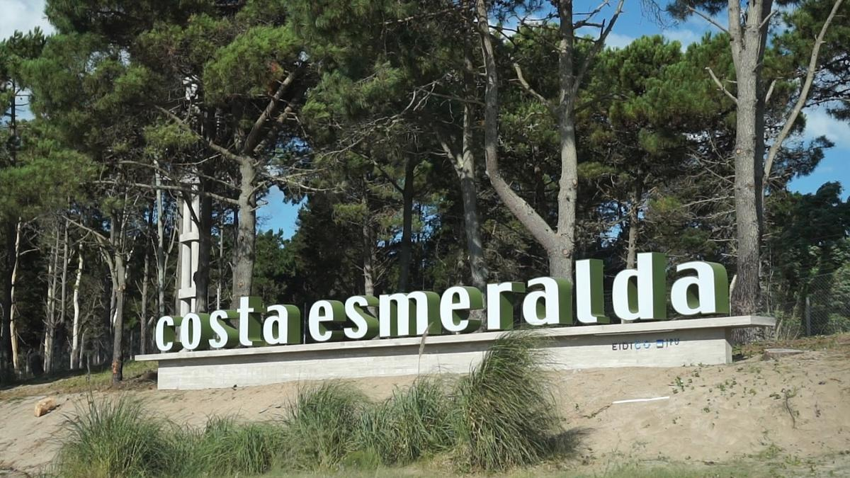 terreno - costa esmeralda