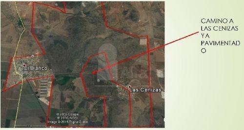 terreno de 1000 ha cerca de aeropuerto de querétaro a 70 pesos el m2