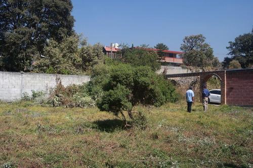 terreno de 1000 m2 en morelos, huitzilac