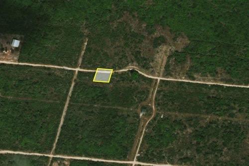 terreno de 1000m2 en temozón norte - chablekal