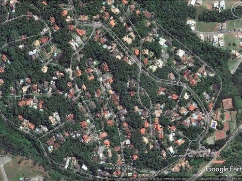 terreno de 1227 m² em condomínio - jandira - silva 77063