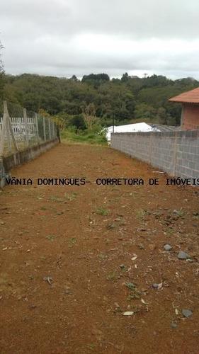 terreno de 125 mts², mais ou menos 4 km do centro de ibiúna.