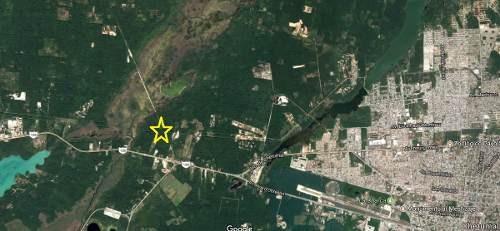 terreno de 13 hectáreas en chetumal
