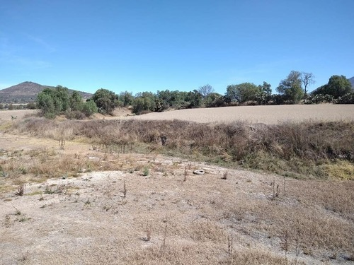 terreno de 13000 m2 en san marcos tlaxuchilco, otumba