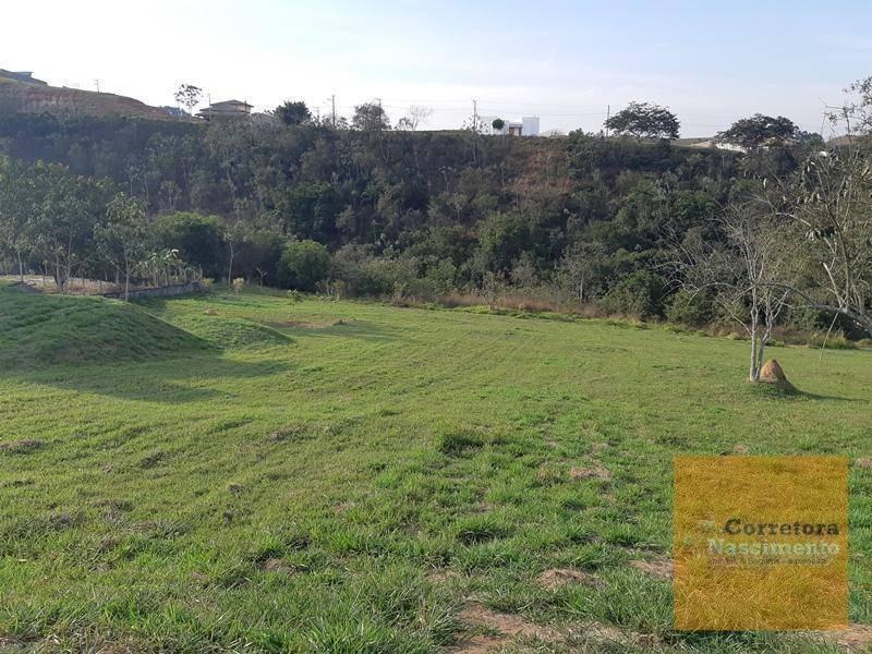 terreno de 1400 m² no vale dos lagos - te0013