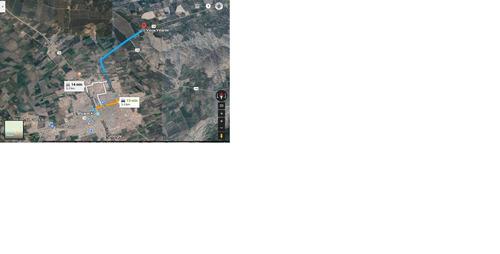 terreno de 15,000 m2 a orilla de pista / huaral
