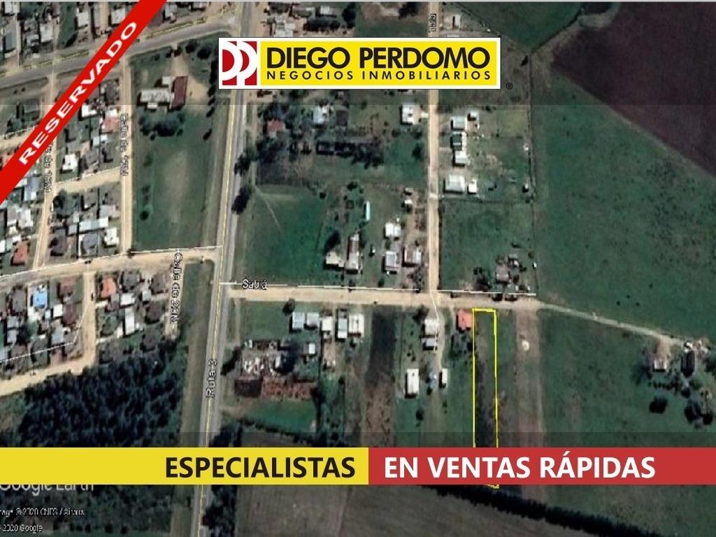 terreno de 1.587 m² en venta, villa maria