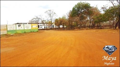 terreno de 1.800 m², av. teotônio na 1002 sul - 575