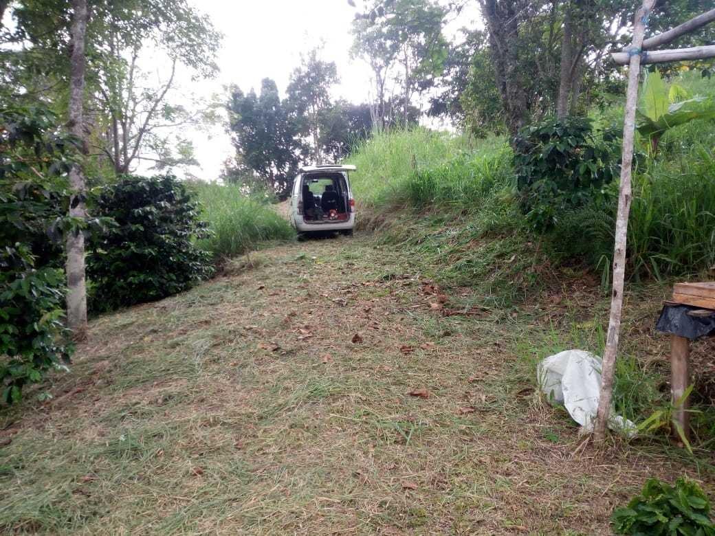 terreno de 2 fanegadas con casa en supatá.