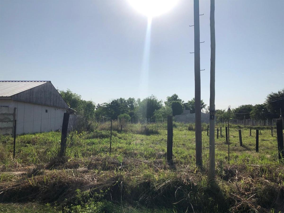 terreno de 20 x 50 metros (1000 m2) - con escritura