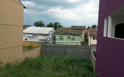 terreno de 200 m² em condomínio em tribobó - são gonçalo
