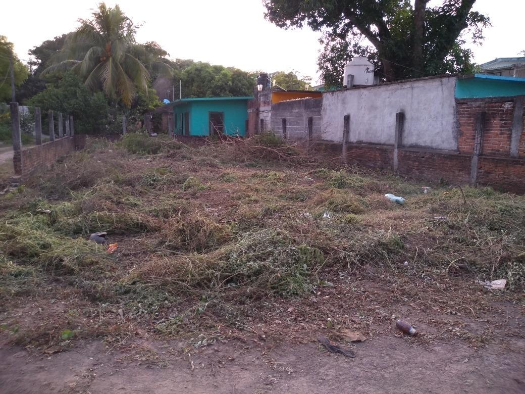 terreno de 200mts, en el tejar, municipio de veracruz