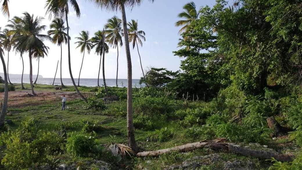 terreno de 2,050 mt2 frente a la  playa en las galeras
