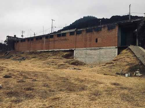 terreno de 2,500 m2 en huxquilucan, edo. de méxico