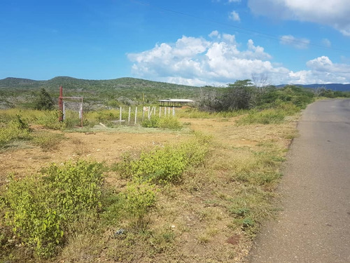 terreno de 2.7 hectareas .