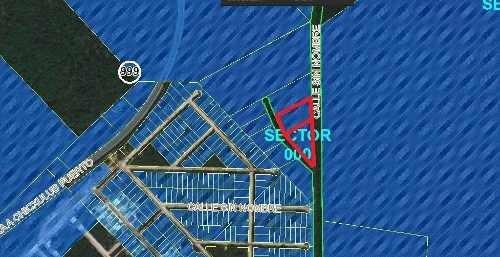 terreno  de 2726m2 en venta en conkal