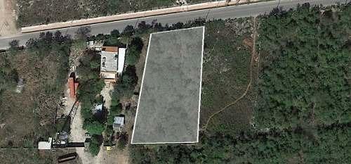 terreno de 2770 m2 en zona comercial, colonia san marcos