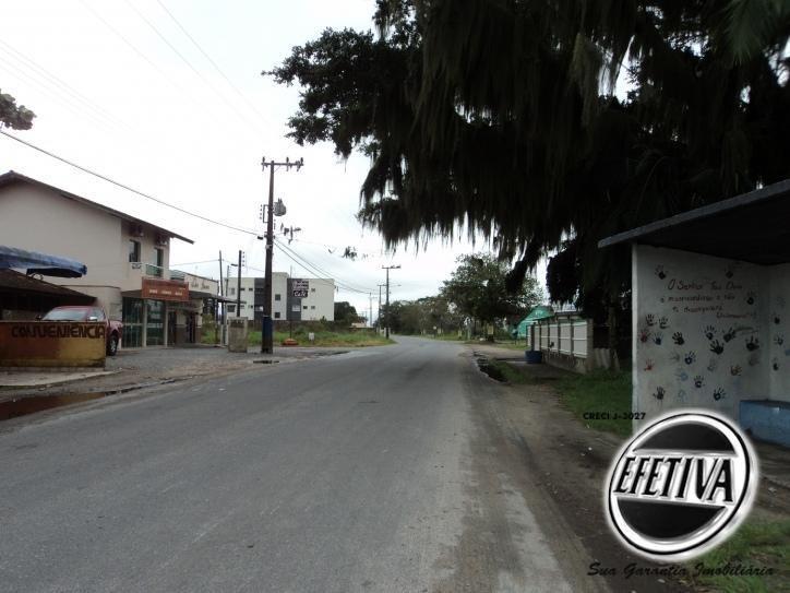 terreno de 288m² a venda - recanto do farol - itapoá sc - 974t