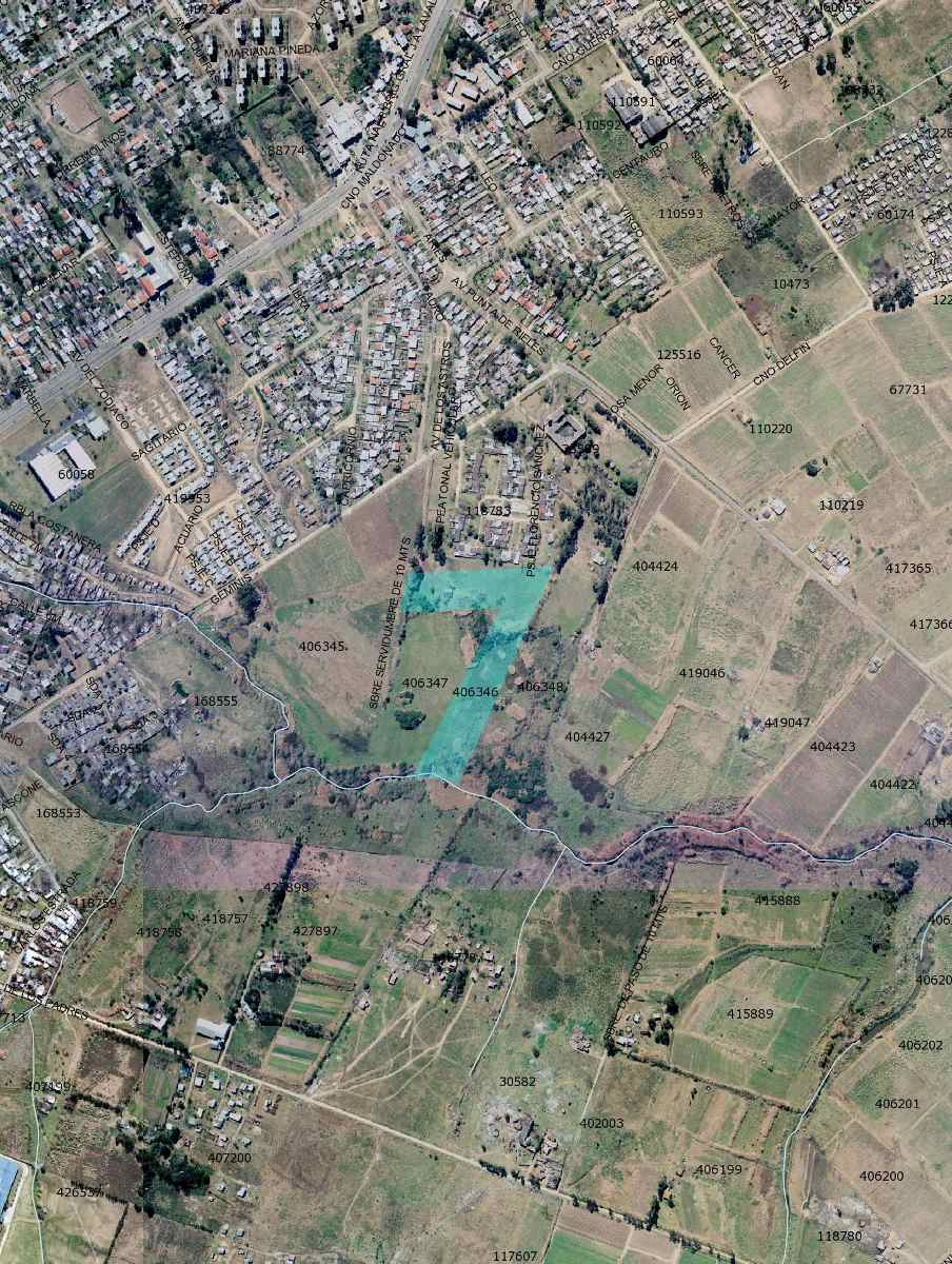 terreno de 3 ha ideal para vivienda social v165