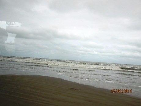 terreno de 300ha en tamiahua veracruz - frente al mar.