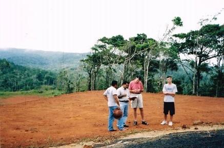 terreno de 3,089 mts2 en panama los altos de cerro azul